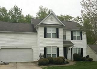 Pre Foreclosure in Charlotte 28262 STONEY PLACE CT - Property ID: 1370711614