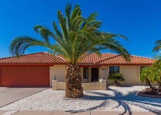 Pre Foreclosure in Mesa 85209 E MESETO AVE - Property ID: 1370835110