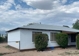 Pre Foreclosure in Tucson 85711 E CALLE SILVOSA - Property ID: 1370849124