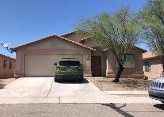 Pre Foreclosure in Tucson 85757 S REDWATER DR - Property ID: 1370856135