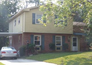 Pre Foreclosure in Greensboro 27406 CARLTON AVE - Property ID: 1371278796