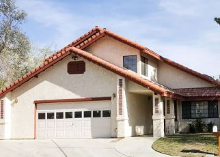 Pre Foreclosure in Ridgecrest 93555 YELLOWSTONE PL - Property ID: 1371744800