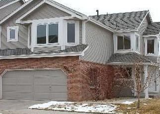 Pre Foreclosure in Littleton 80128 S UPHAM WAY - Property ID: 1371938823