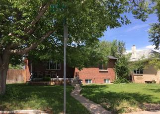 Pre Foreclosure in Denver 80207 HUDSON ST - Property ID: 1371942764