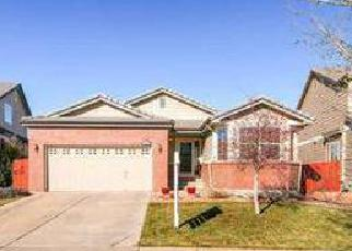 Pre Foreclosure in Commerce City 80022 CRYSTAL CIR - Property ID: 1371943637