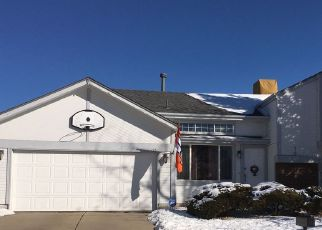 Pre Foreclosure in Aurora 80012 S FAIRPLAY CT - Property ID: 1371958523