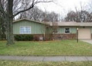 Pre Foreclosure in Indianapolis 46241 EMORY LN - Property ID: 1372114891