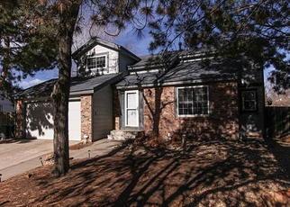 Pre Foreclosure in Aurora 80013 S RICHFIELD CIR - Property ID: 1372415327