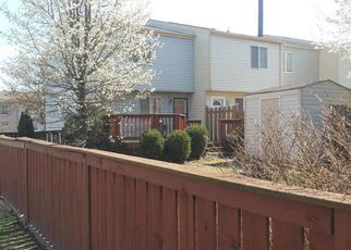 Pre Foreclosure in Laurel 20724 LAUREL VIEW CT - Property ID: 1373391576