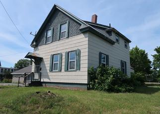 Pre Foreclosure in Waterville 04901 WESTERN AVE - Property ID: 1373709548