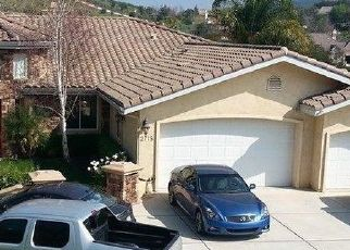 Pre Foreclosure in Newbury Park 91320 EDGEVIEW CT - Property ID: 1373755984