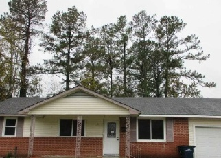 Pre Foreclosure in Jacksonville 28540 ARMSTRONG DR - Property ID: 1374355552