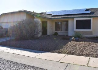 Pre Foreclosure in Tucson 85742 N SHERBROOKE ST - Property ID: 1374650755