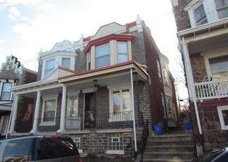 Pre Foreclosure in Philadelphia 19144 ROSS ST - Property ID: 1374730910