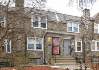 Pre Foreclosure in Philadelphia 19131 N WANAMAKER ST - Property ID: 1374732653