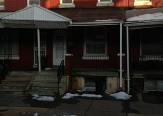 Pre Foreclosure in Philadelphia 19131 N ALLISON ST - Property ID: 1374788272