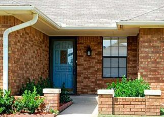 Pre Foreclosure in Oklahoma City 73159 SW 100TH ST - Property ID: 1375238961