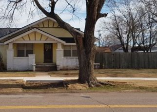 Pre Foreclosure in Hydro 73048 N ARAPAHO AVE - Property ID: 1375282752