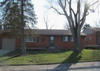 Pre Foreclosure in Miamisburg 45342 EVANS AVE - Property ID: 1375440864