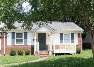 Pre Foreclosure in Charlotte 28205 ANDERSON ST - Property ID: 1375669928