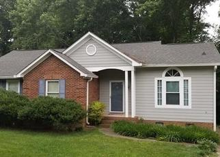 Pre Foreclosure in Charlotte 28227 BELLA MARCHE DR - Property ID: 1375777656