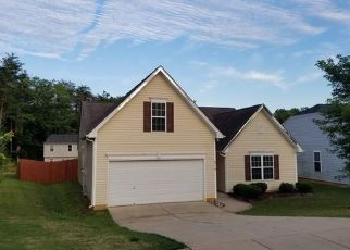 Pre Foreclosure in Charlotte 28269 RUBIN LURA CT - Property ID: 1375779404