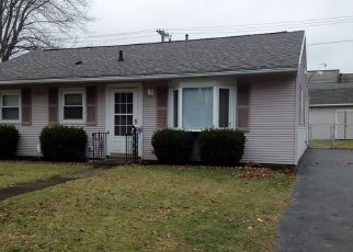 Pre Foreclosure in Rochester 14606 BEECHCRAFT DR - Property ID: 1376019416