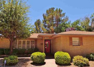 Pre Foreclosure in Las Cruces 88005 LAMAR ST - Property ID: 1376114458