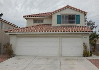 Pre Foreclosure in North Las Vegas 89031 ROSE SAGE ST - Property ID: 1376283965