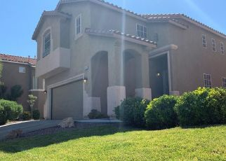 Pre Foreclosure in Henderson 89015 JUMBLED SAGE CT - Property ID: 1376305863