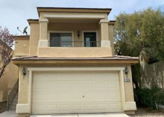 Pre Foreclosure in Las Vegas 89149 WILDEBEEST CT - Property ID: 1376344840