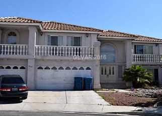 Pre Foreclosure in Las Vegas 89147 BAHAMA BAY CT - Property ID: 1376363222