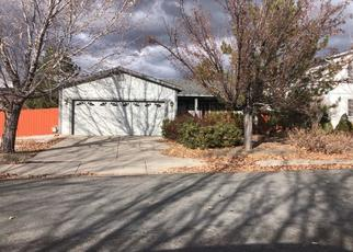 Pre Foreclosure in Reno 89508 BEAR LAKE DR - Property ID: 1376436367