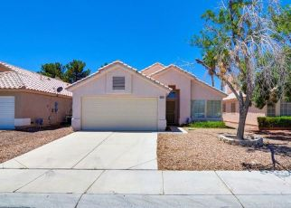 Pre Foreclosure in Las Vegas 89130 STANDING BLUFF WAY - Property ID: 1376442497