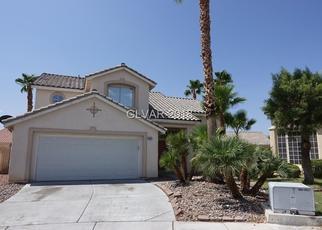 Pre Foreclosure in Las Vegas 89131 FAITH CT - Property ID: 1376453449