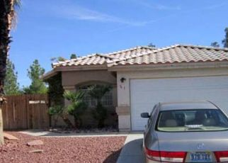 Pre Foreclosure in Las Vegas 89130 BOWLES DR - Property ID: 1376483673
