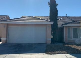 Pre Foreclosure in Henderson 89074 ANGEL FALLS DR - Property ID: 1376508187