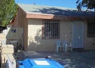 Pre Foreclosure in North Las Vegas 89030 MARCELLA AVE - Property ID: 1376526594