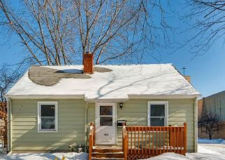 Pre Foreclosure in Minneapolis 55421 QUINCY ST NE - Property ID: 1376720619