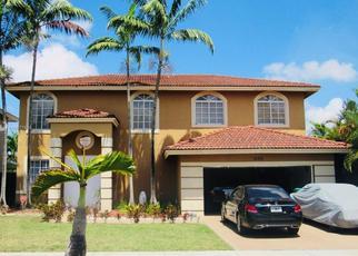 Pre Foreclosure in Miami 33196 SW 161ST PL - Property ID: 1376844112