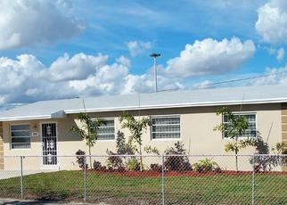 Pre Foreclosure in Opa Locka 33056 NW 179TH ST - Property ID: 1376878730