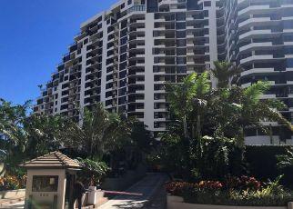 Pre Foreclosure in Miami 33131 BRICKELL KEY DR - Property ID: 1376890103