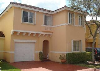 Pre Foreclosure in Miami 33196 SW 104TH ST - Property ID: 1376910249