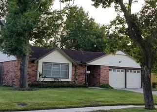 Pre Foreclosure in Houston 77089 SAGEWIND DR - Property ID: 1377272910