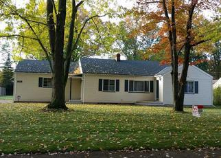 Pre Foreclosure in North Olmsted 44070 FLORENCE AVE - Property ID: 1377334203