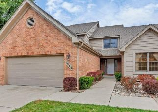 Pre Foreclosure in Schererville 46375 MUIRFIELD CT - Property ID: 1377367501