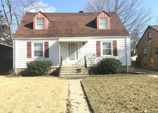 Pre Foreclosure in Hammond 46323 ONTARIO AVE - Property ID: 1377387652