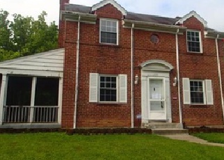 Pre Foreclosure in Cincinnati 45237 NORTHAMPTON DR - Property ID: 1377550132