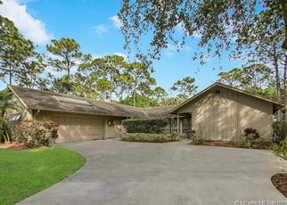 Pre Foreclosure in Jupiter 33478 TRAILWOOD CIR - Property ID: 1377694672