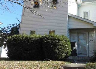 Pre Foreclosure in Union City 47390 N HOWARD ST - Property ID: 1377840967